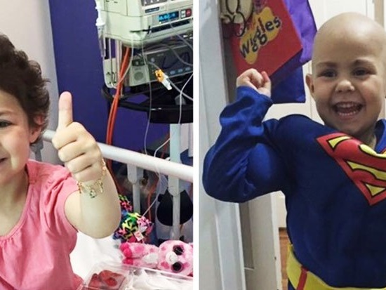 Pay it forward: Help 4-year-old Libby beat cancer once and for all