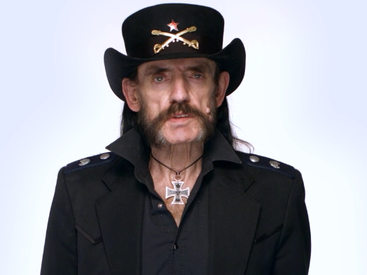 Good News, You Can Pick Up A Motörhead Frontman, Lemmy Kilmister-Scented Candle