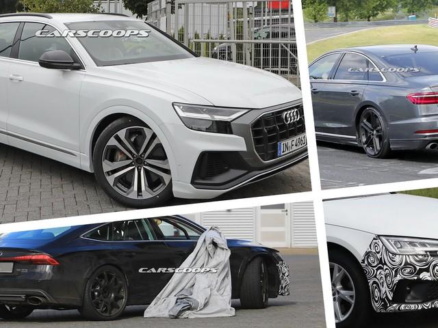 Audi Future Car Guide: What's Coming 2018-2019