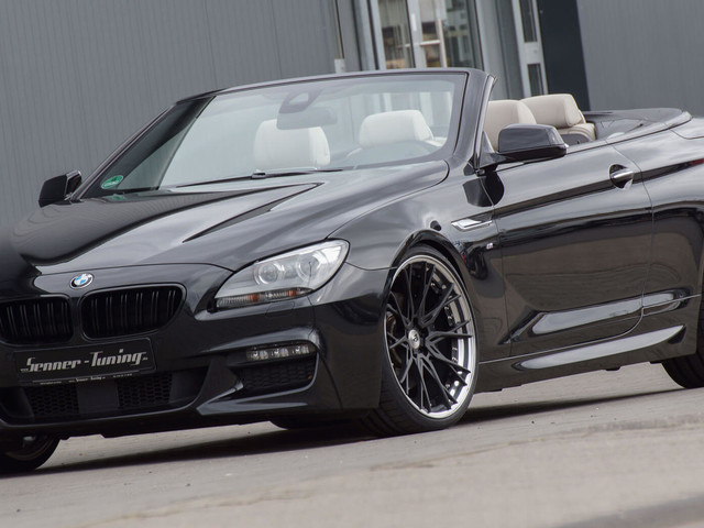 Tuned BMW 640i Doesn't Give A Hoot About The New 840i