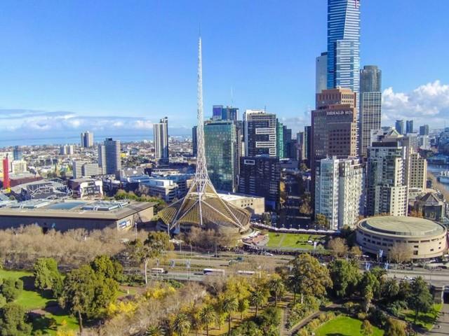 Melbourne reportedly experiences 5.8 magnitude earthquake