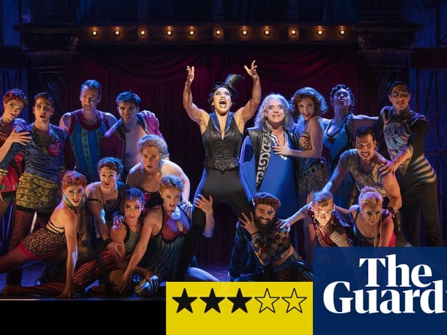 Pippin review – musical theatre returns with a sea of spectacle that almost drowns the show