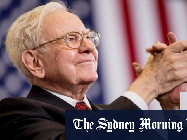 Now could be the perfect time for Warren Buffett to help America