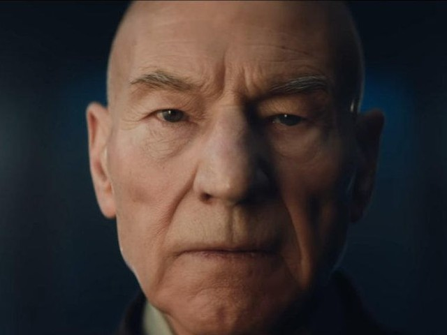 New Star Trek: Picard trailer works perfectly as a Viagra commercial - CNET
