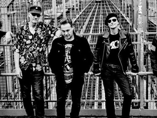 British Punk Legends The Damned Announce 2019 Australian Tour Dates