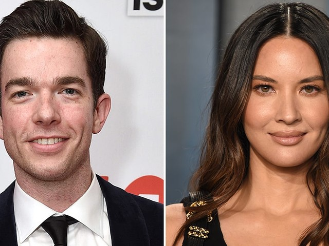 New Celebrity Couple Alert? John Mulaney and Olivia Munn Are Reportedly Dating