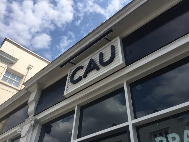 CAU Guildford shuts as restaurant chain enters administration