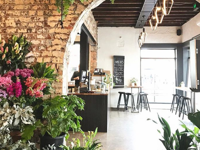 Melbourne's best cafes to stop and smell the roses