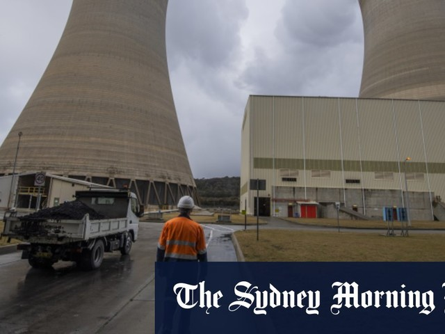 EnergyAustralia to close NSW coal power plant early