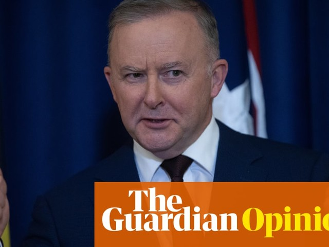 Anthony Albanese knows he has a fight on his hands – and not just against Scott Morrison | Katharine Murphy