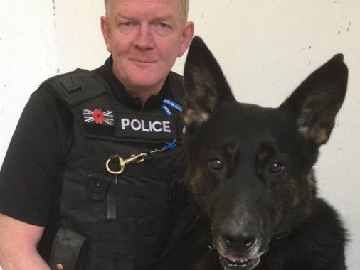 Awards to honour police officers and dogs risking their lives to keep us safe
