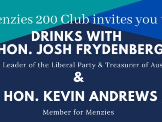 Josh Frydenberg steps up to save a shaky Kevin Andrews from preselection defeat