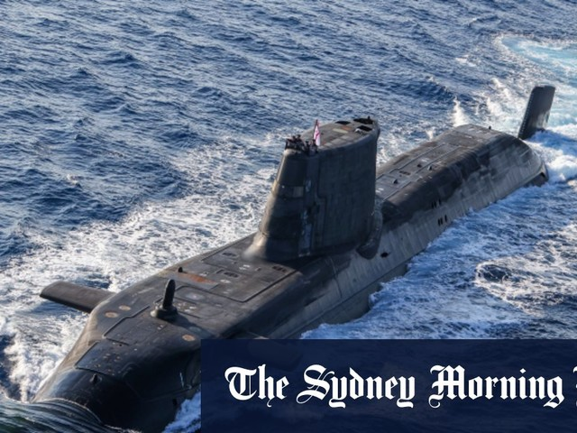 Australia looking at existing design to 'accelerate' delivery of nuclear-powered submarines