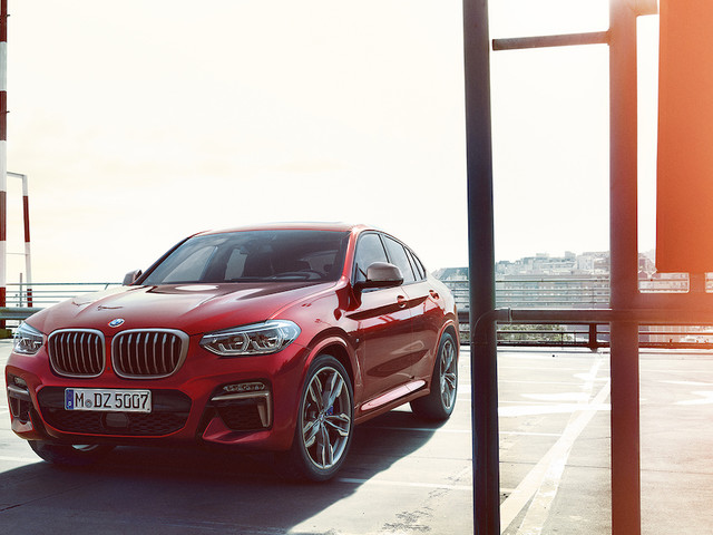 2019 BMW X4 Launched, Priced From Rs. 60.60 Lakhs