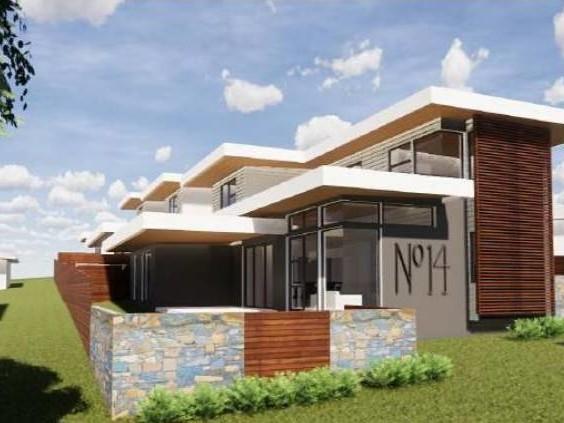 Future homes taking shape