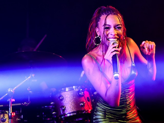 Ravyn Lenae's Melbourne show was so intimate she made Howler feel like a small jazz club