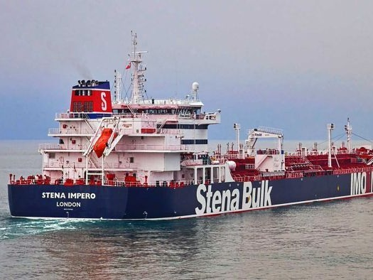 Iran captures two British-operated tankers in Strait of Hormuz