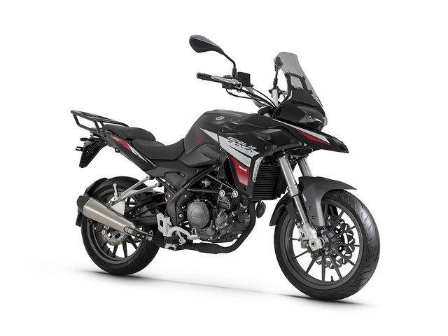 Benelli TRK 251 India Launch In End-2019