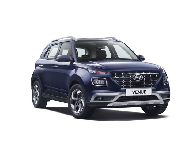 Hyundai Venue N-Line Under Development