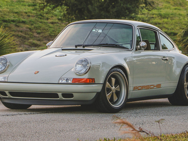 This Porsche 911 Reimagined By Singer Is Worth Every Bit Of $925,000