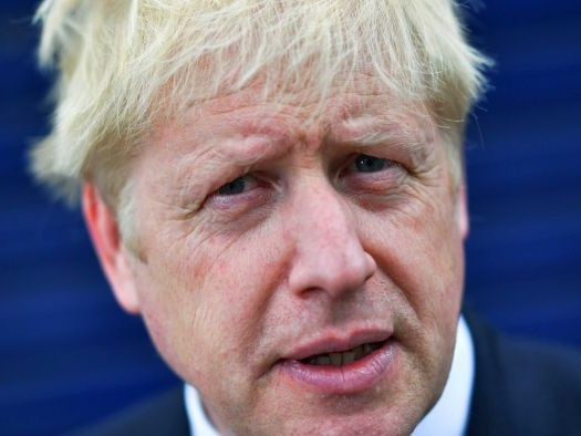 Forget Donald Trump. Here comes Boris Johnson