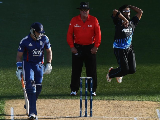 International star humiliates hapless club cricketers with world record knock, wild wickets haul