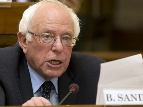 Gap between rich and poor worse than ever, Bernie Sanders tells Vatican conference
