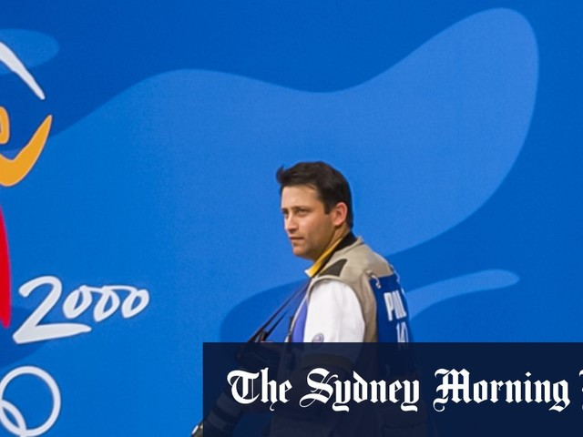 Olympic Frames: Photographer reflects on Sydney 2000 through his lens