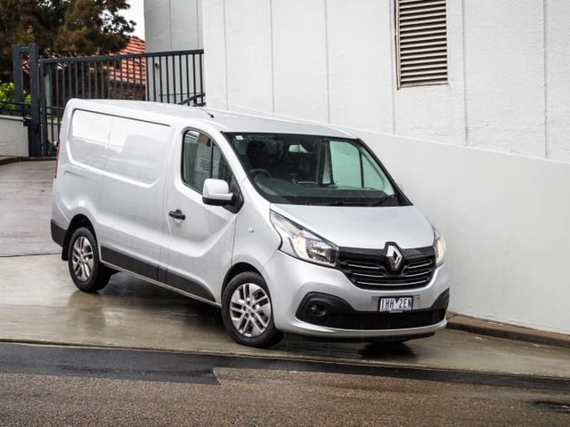 2018 Renault Trafic recalled