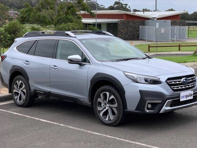 Why the 2021 Subaru Outback can take the pressure off the Forester