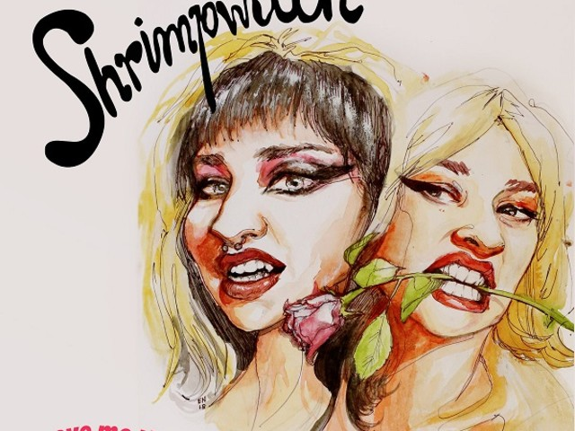 LISTEN: Shrimpwitch – Gave Me The Itch LP