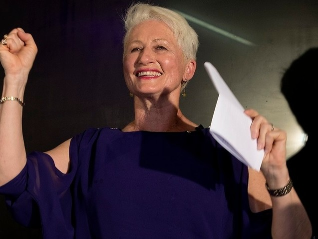Kerryn Phelps still on track to secure Wentworth
