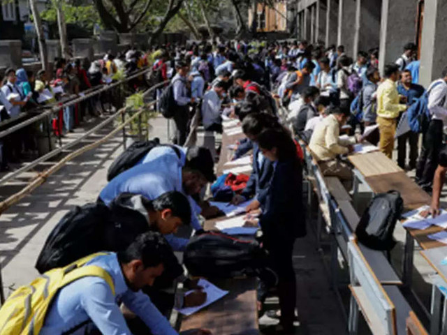 Numbers don't lie: India has a real job crisis