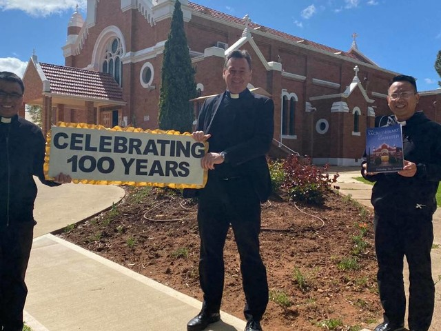 Sacred Heart Centenary moved to November