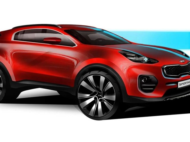 Kia Sportage 2022: When the new Toyota RAV4, Mazda CX-5 rival will be revealed and go on sale