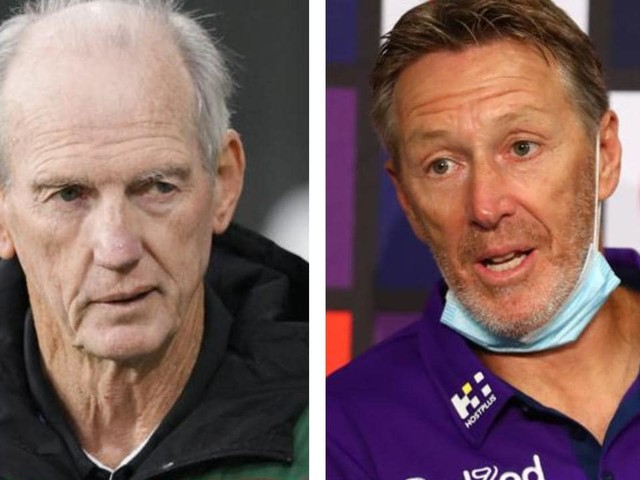 Bennett vs Bellyache in latest chapter of one of rugby league's greatest feuds