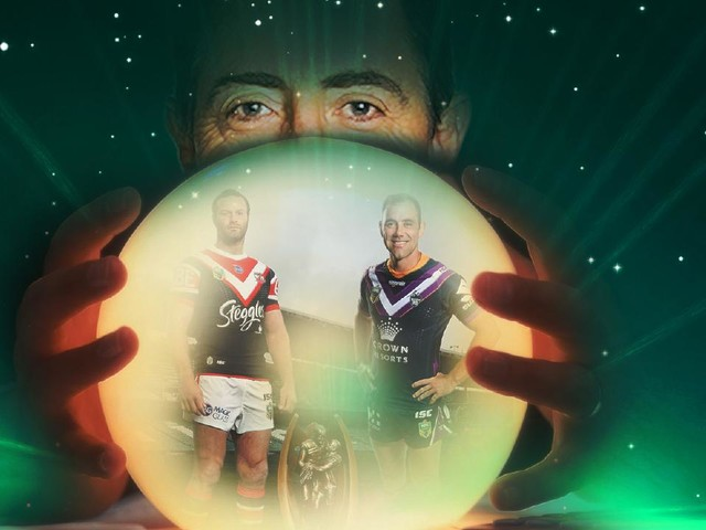 Brandy's crystal ball: How the Roosters and Storm can win the grand final