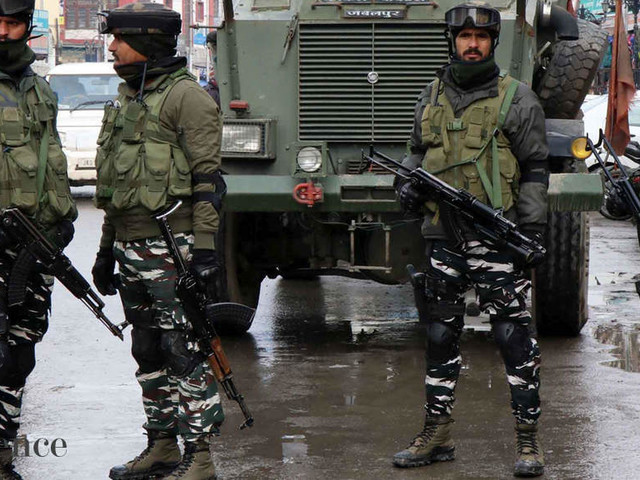 Deadliest attack on security forces in Kashmir valley leaves 37 CRPF personnel dead