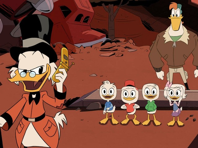 DuckTales' Current Third Season Is Officially Its Last