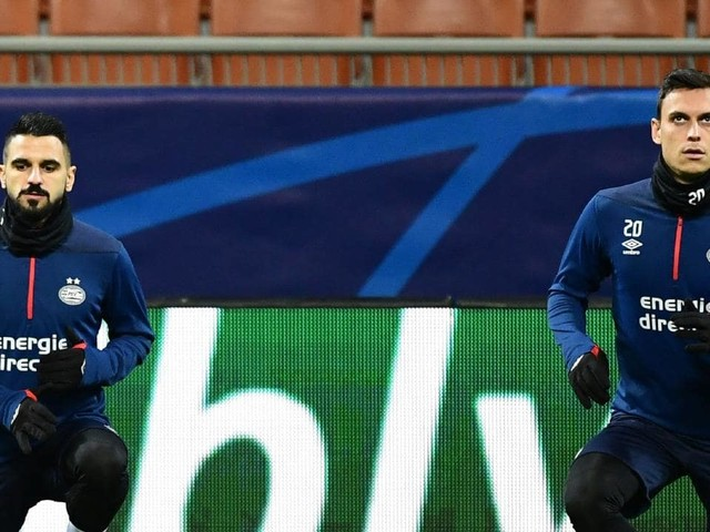 Champions League live blog: Inter Milan v PSV Eindhoven