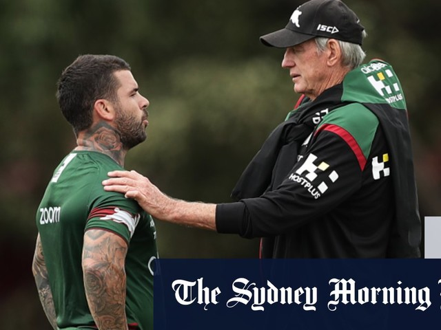 Why are Wayne Bennett and Adam Reynolds leaving Souths?