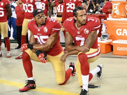 Colin Kaepernick, Eric Reid settle collusion lawsuits against NFL