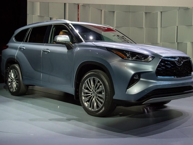 The hottest SUVs of the 2019 New York Auto Show - Roadshow