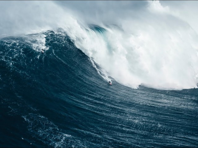 Watch: Enter the Fray at Jaws with Nathan Florence