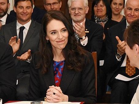 Jacinda Ardern's Third Way politics