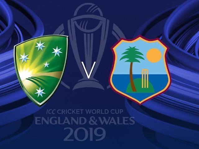 Cricket World Cup 2019, live, scores: Australia vs West Indies