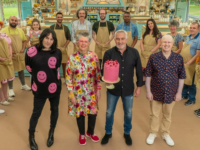 The Great British Bake Off Starts Next Week - Meet the Newest Amateur Bakers