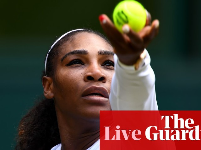 Wimbledon 2018: Kerber and Ostapenko book semi-final spots – live!