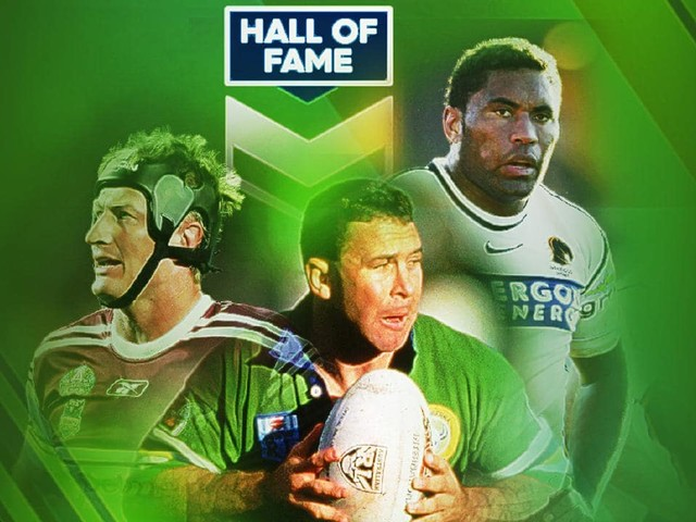 NRL Hall of Fame have announced the six players to be inducted at a ceremony in August