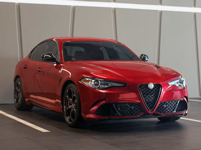 2021 Alfa Romeo Giulia pricing and specs detailed: New BMW 3 Series and Mercedes-Benz C-Class sedan rival gets facelifted